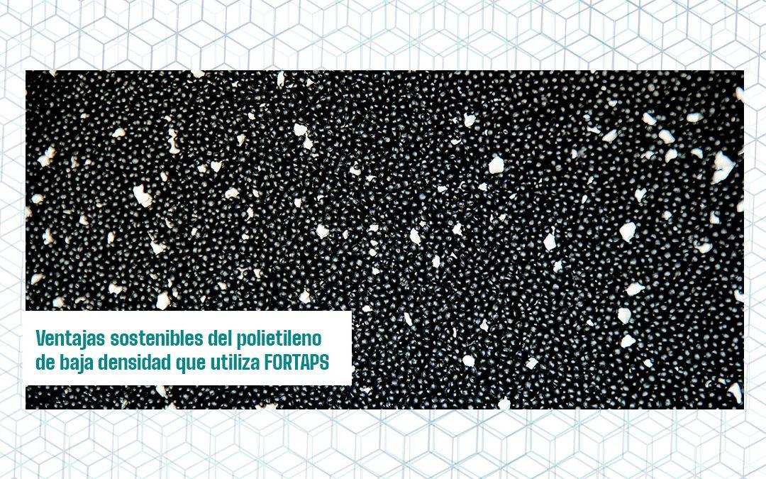 Ventajas sostenibles del polietileno de baja densidad que utiliza FORTAPS