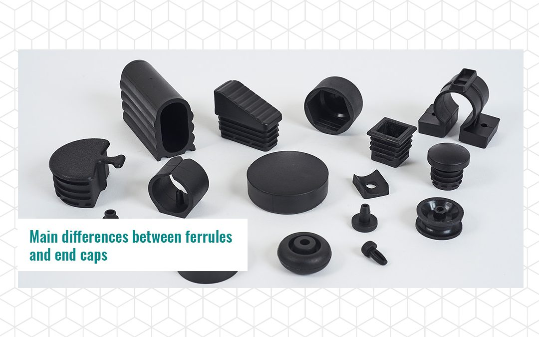 differences between ferrules and end caps