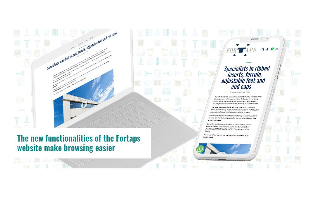 Fortaps website