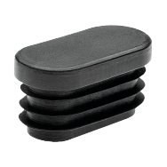 Ovals Ribbed Inserts